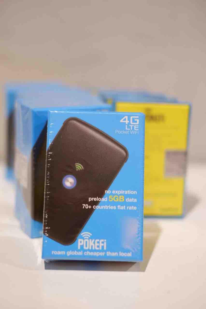 Smart go Pokefi brand new with pre load 5gb
