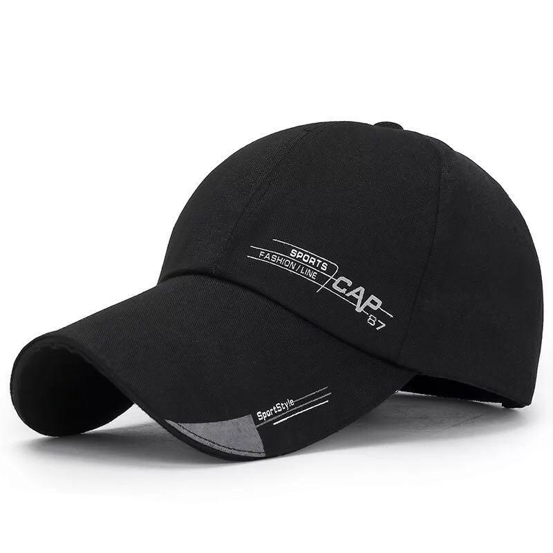 f8b34b697ac8 Crazy Sale Men's Baseball Cap Outdoor Sports Sunshade Hat Wild Adjustable  Casual Cap