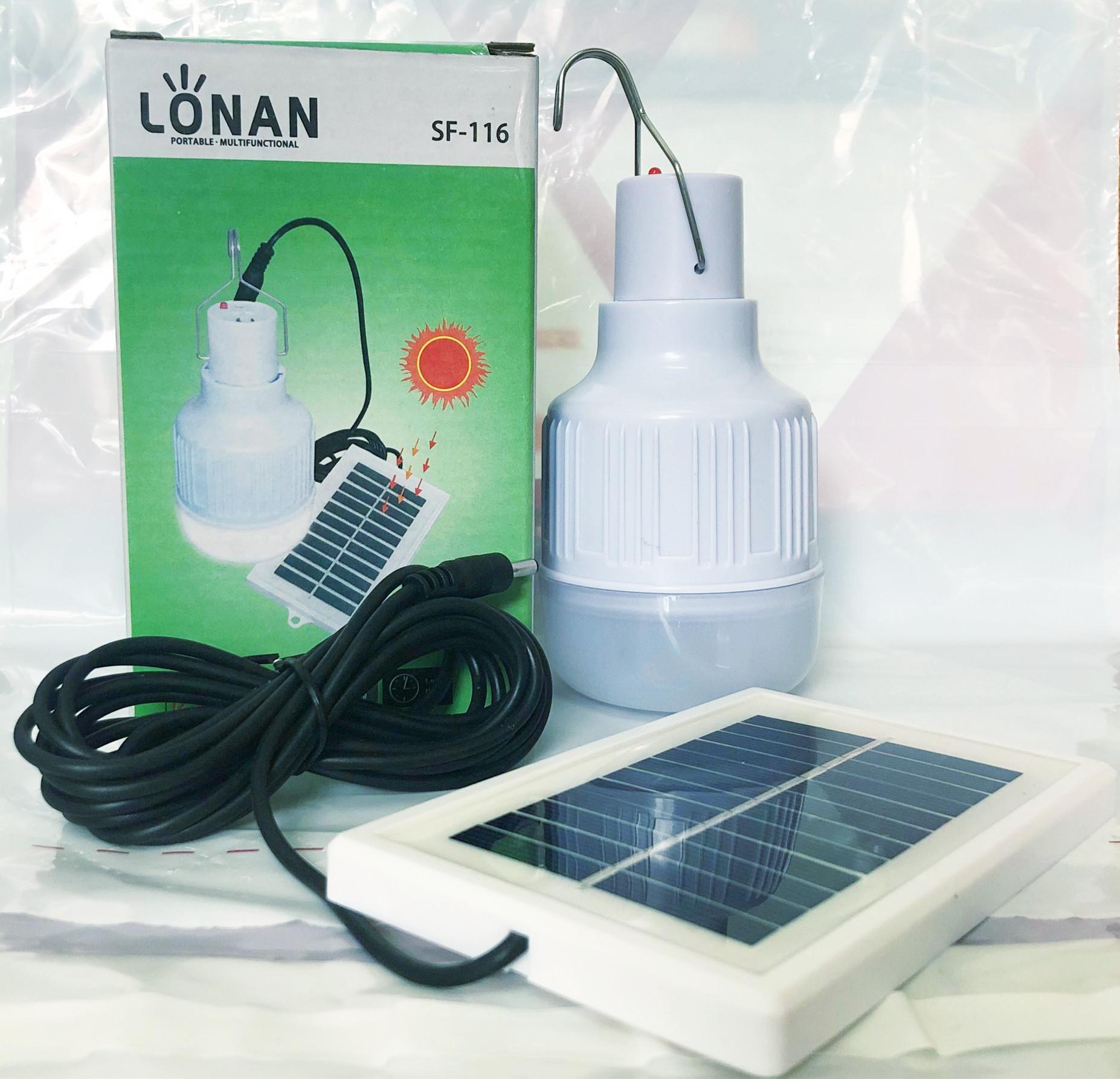 da05be1e2 SOLAR LED SF-116 Portable Solar Energy Panel Lighting System Camping Bulbs  Lamp