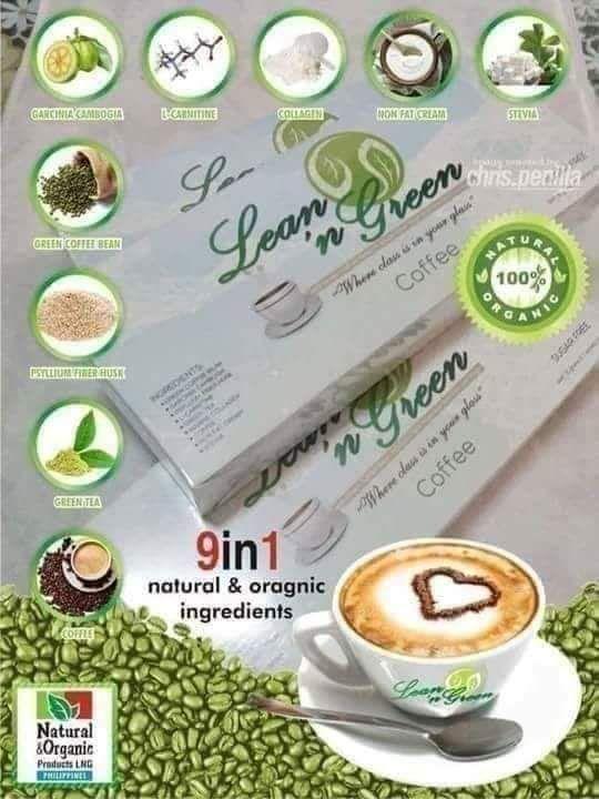 köpa green coffee