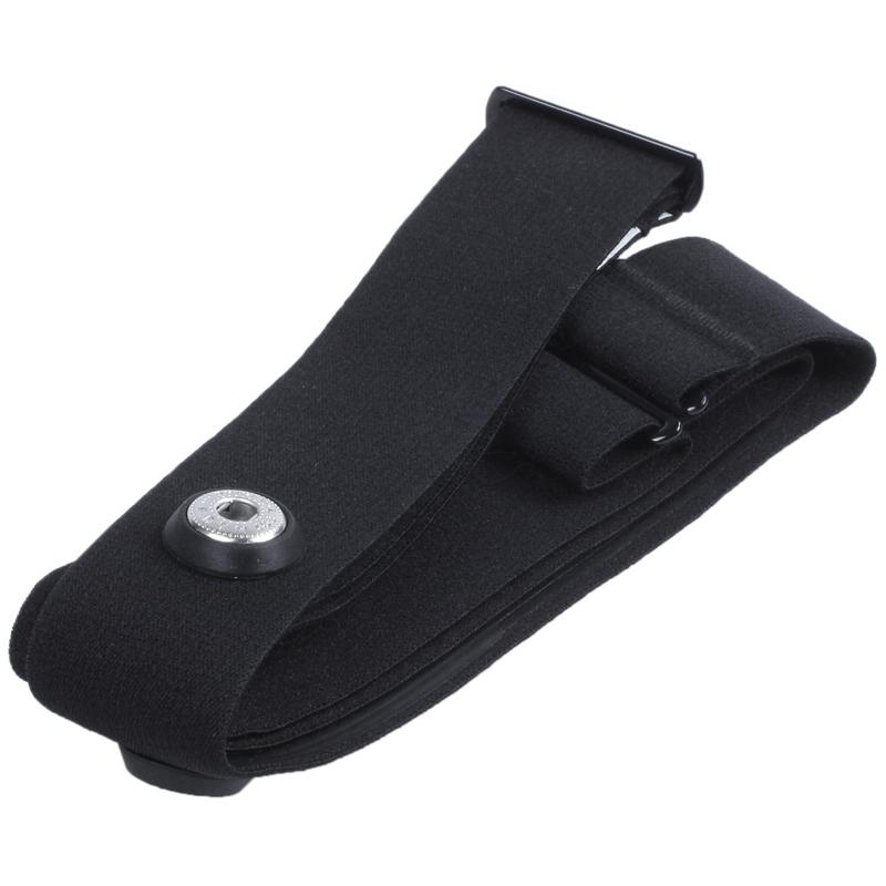 Chest Belt Strap For Polar Wahoo Garmin For Sports Wireless Heart Rate Monitor.