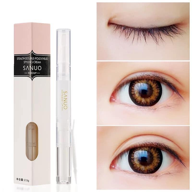 Waterproof Effective Fashion Eyes Care Eyelid Lift Styling Cream Double  Eyelids Glue Double Eyelid Cream Beautify Eyes Eye Makeup Makeup Tools