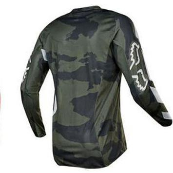2b4fdb675  aza.18 Spandex Fox Longsleeve Men s Sportswear Quick DryFortress Cycling  Mountain Bike Motocross Motorcycle