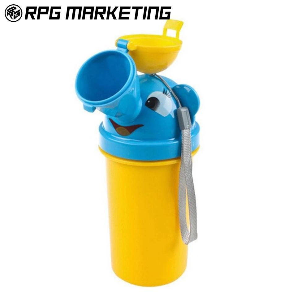 Portable Baby Urinal Male Leak-Proof Child Urinal Portable Travel Urinal Car Toilet Camping Boy Girl Children Kid Potty By Rpg Marketing.