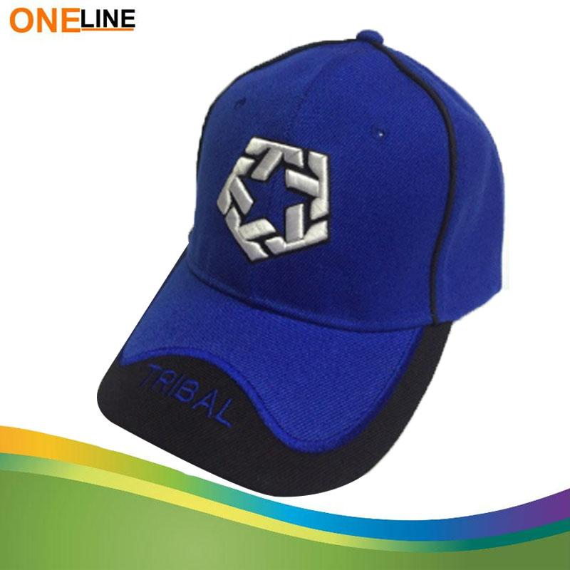 3837d8f554abc Oneline Tribaldesign Baseball Caps Embroidery Black Hip Hop Bone Hats