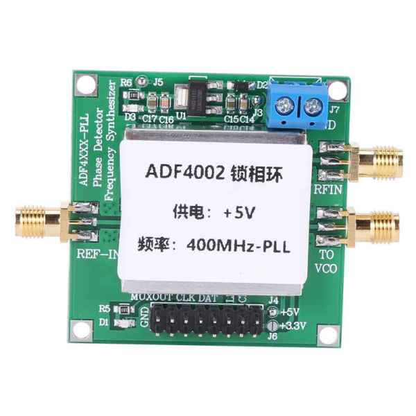 Bảng giá MAX2606 88-108MHZ FM Transmitter RF Source Low Phase Noise Band Amplifier Module for ADF4001/ADF4002 Phase-Locked Loop Phong Vũ