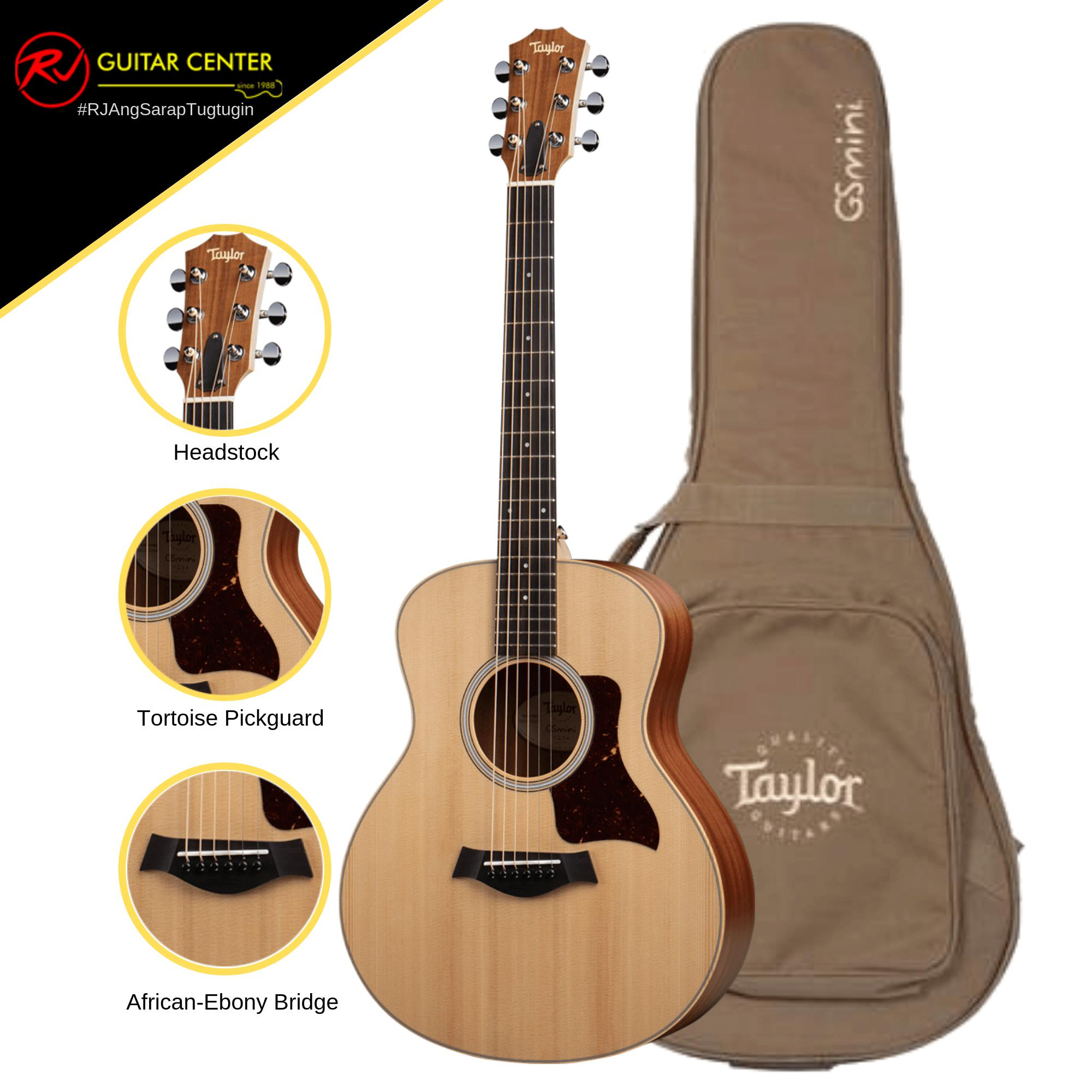 Taylor Gs Mini Sitka Buy Sell Online Acoustic Guitars With Cheap Price Lazada Ph