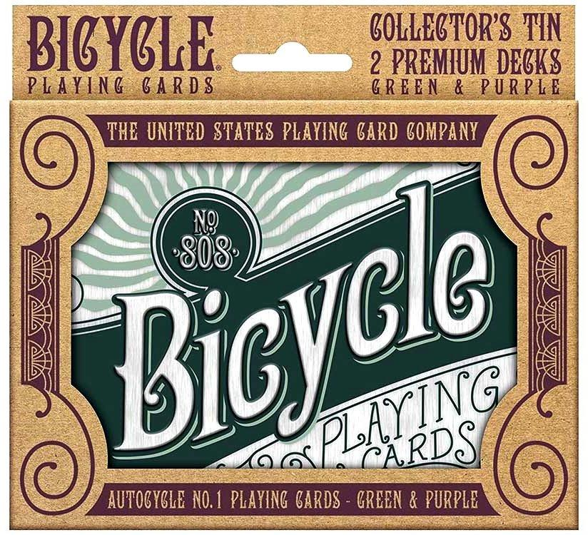 Bicycle Retro Playing Card Gift Set