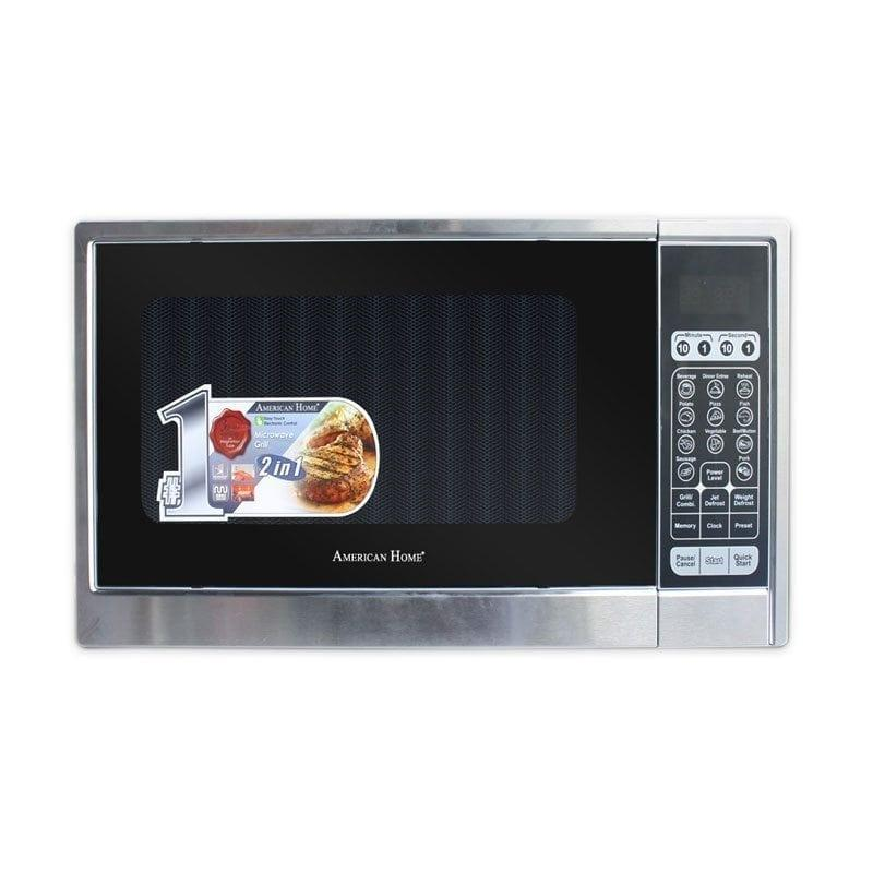 American Home Amw Gc34ls Digital Microwave Oven