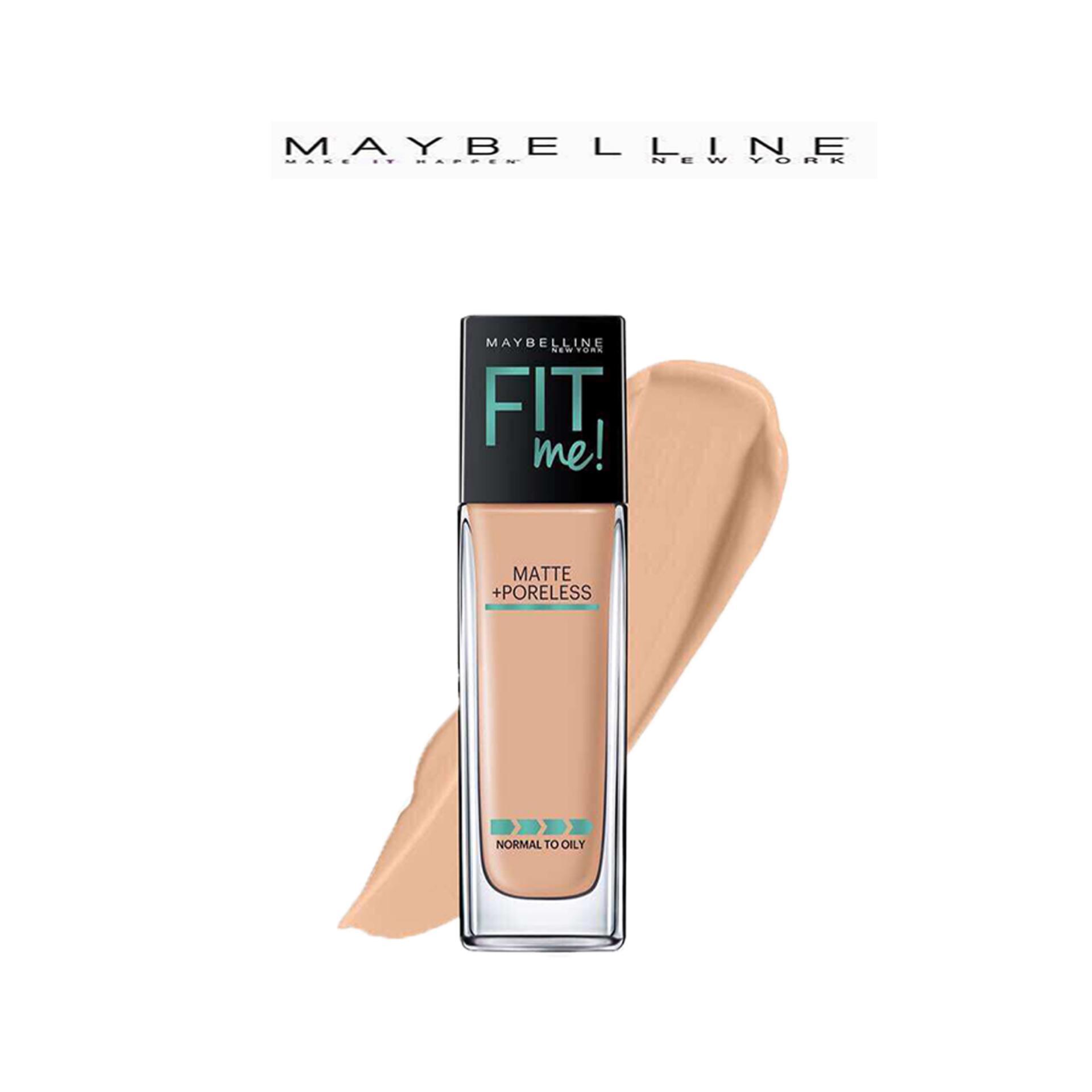 Fit Me Matte + Poreless Liquid Foundation 30 Ml By Sex Toys Adizai.