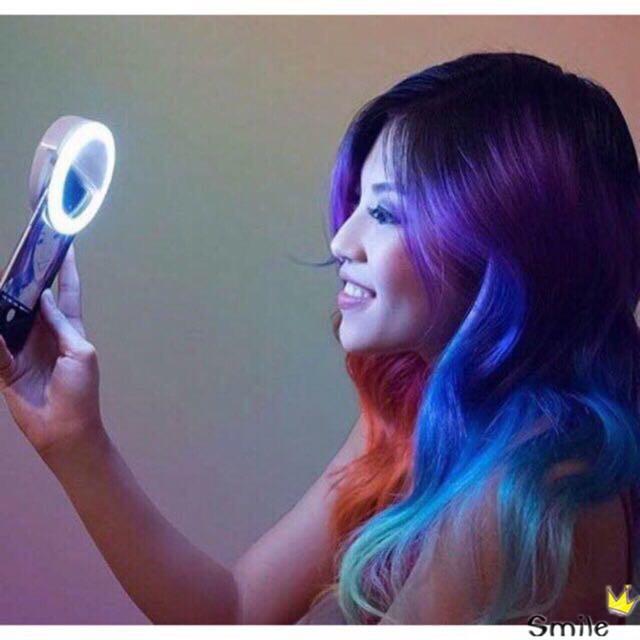✅smile Selfie Ring Fill Light Smart Led For Smartphone By ✅smile Shop.