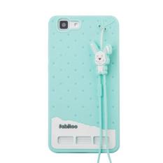Fabitoo Cute ice cream silicone back cover case For VIVO X5 MAX With