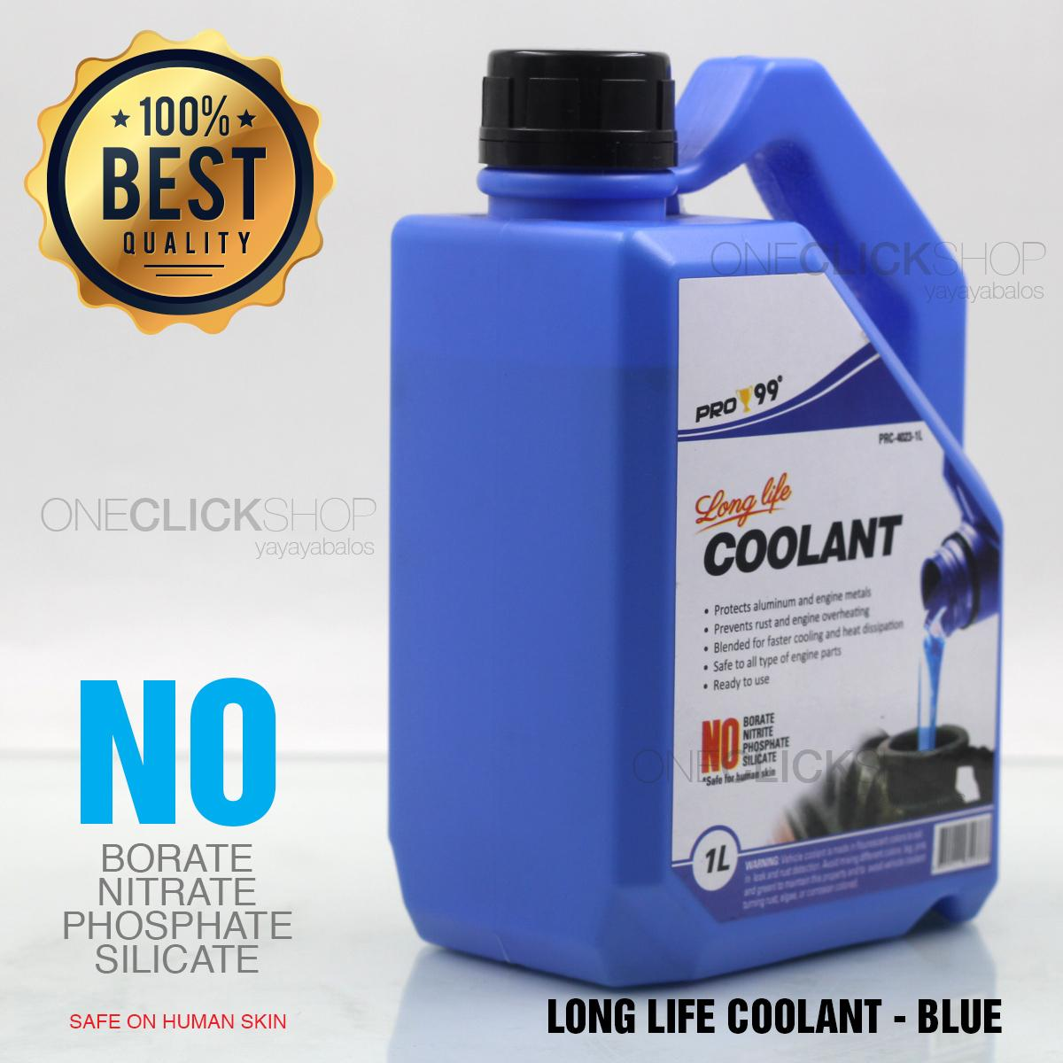 Engine Coolant/antifreeze Motorcycle Cars Coolant Best Seller - Blue