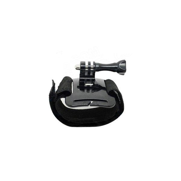 Fat Cat M-W Comfortable Elastic Velcro Wrist Mount (Black) - thumbnail