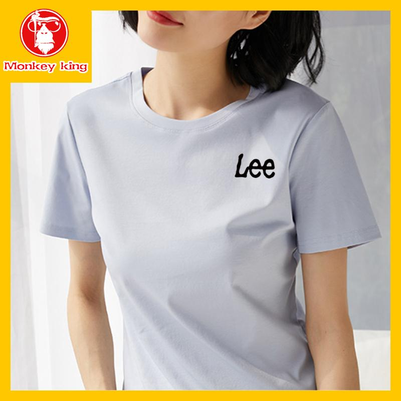 aff032385 [Monkey King] T-shirt for Womens on sale Tees Tops Unisex Korean Fashion