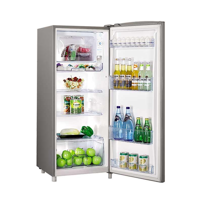 Hisense RS-23DR2S 6 2 cu ft  Single Door Refrigerator