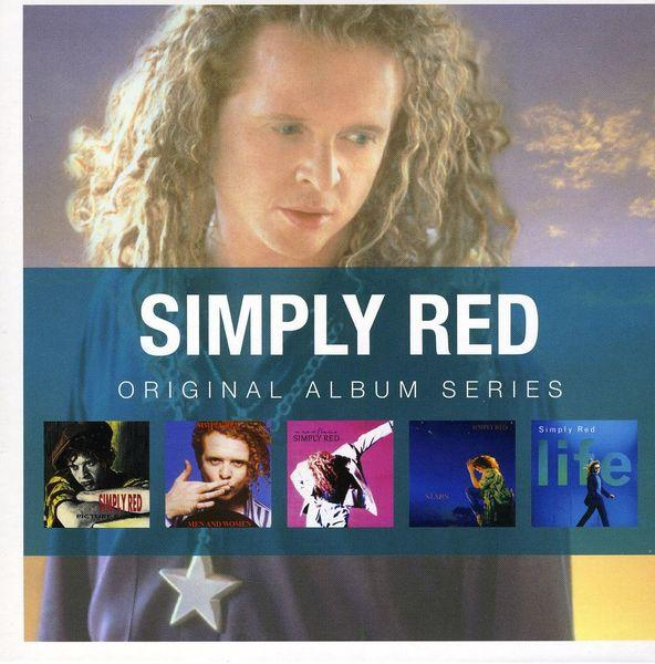 Simply Red - Original Album Series (cd) By Cd Express Direct.