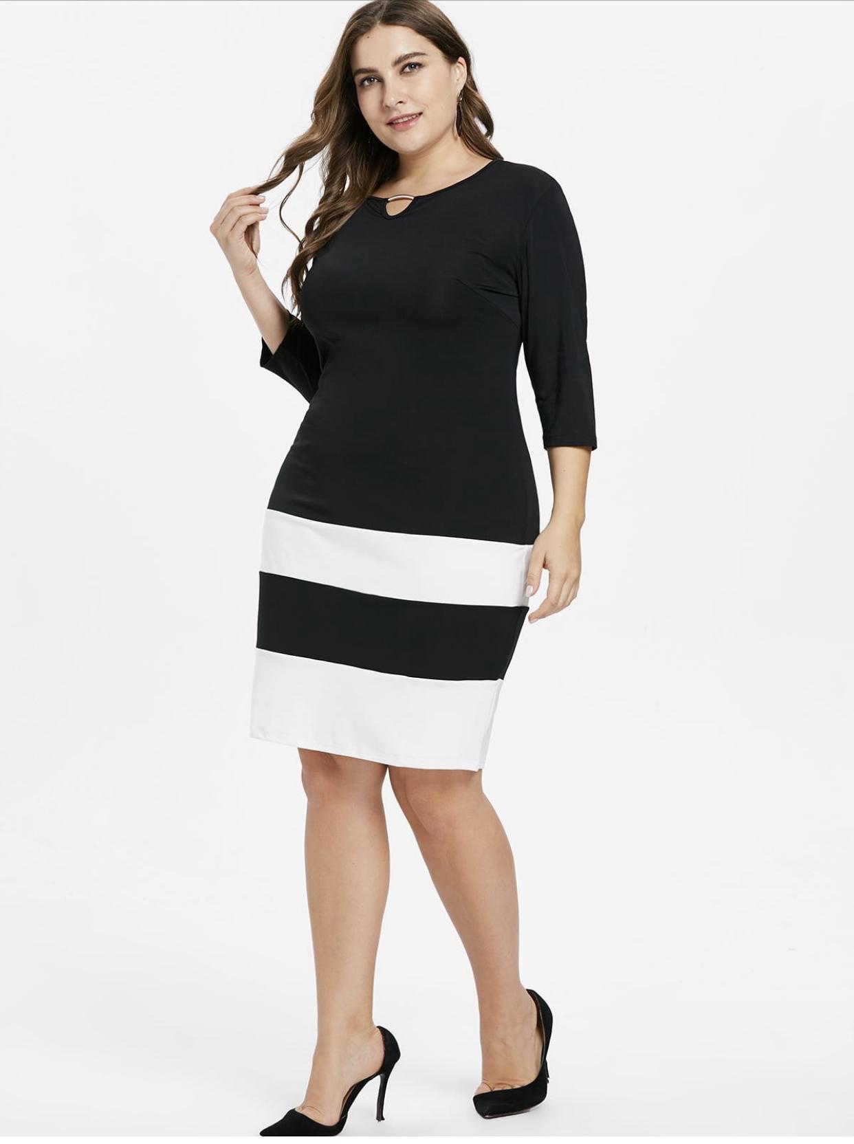 5c94e334d Plus Size Dresses for sale - Plus Size Maxi Dress Online Deals ...