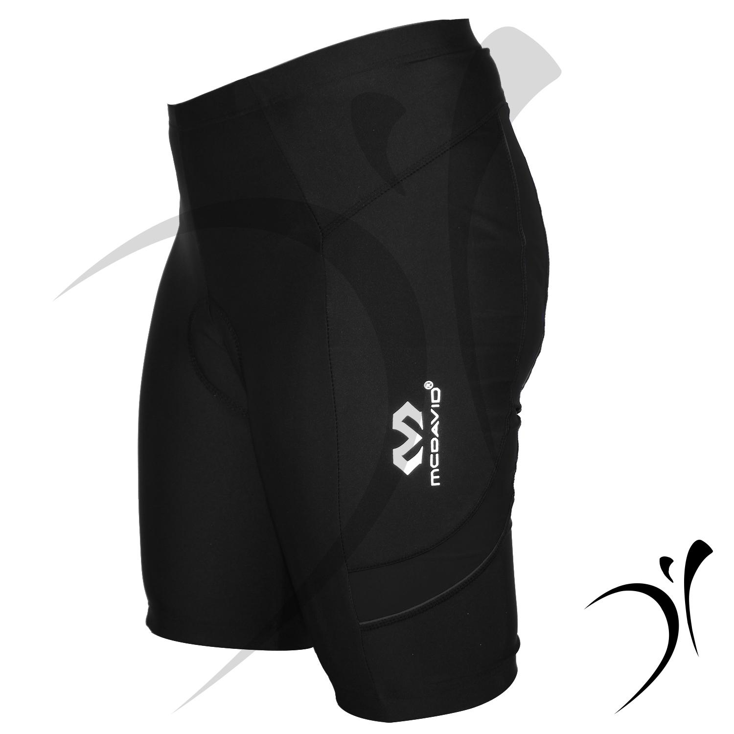 Mcdavid Unisex Cycling Padded Shorts By Happy Tree.