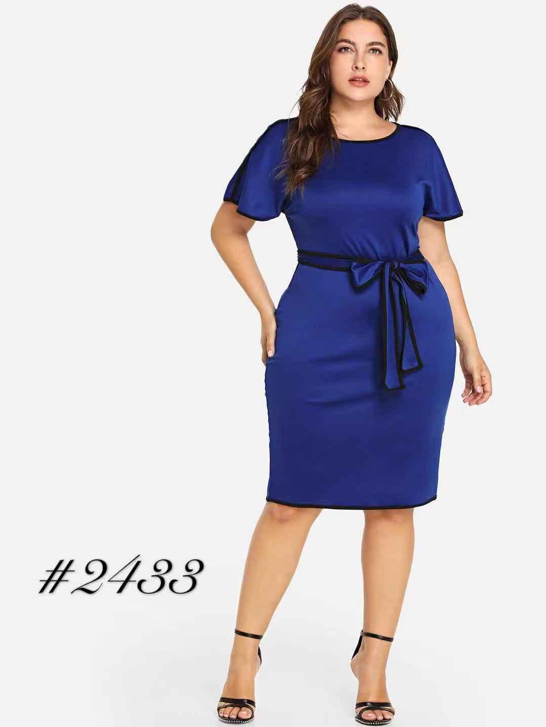 Fashionable Plus Size Dresses