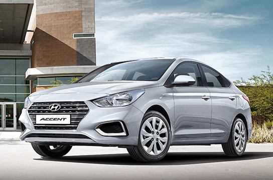 All New Hyundai Accent 1.4 Gl At W/ Srs Php 5,000 (reservation Fee Only) By Hyundai Pasong Tamo.