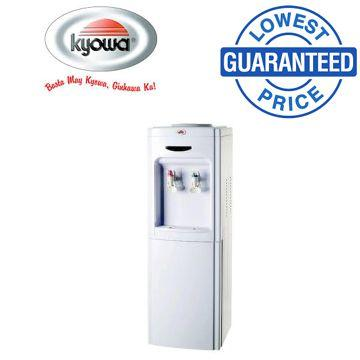 Kyowa Kw-1500 Top Loading Hot And Cold Standing Water Dispenser (white) By Audio Image.