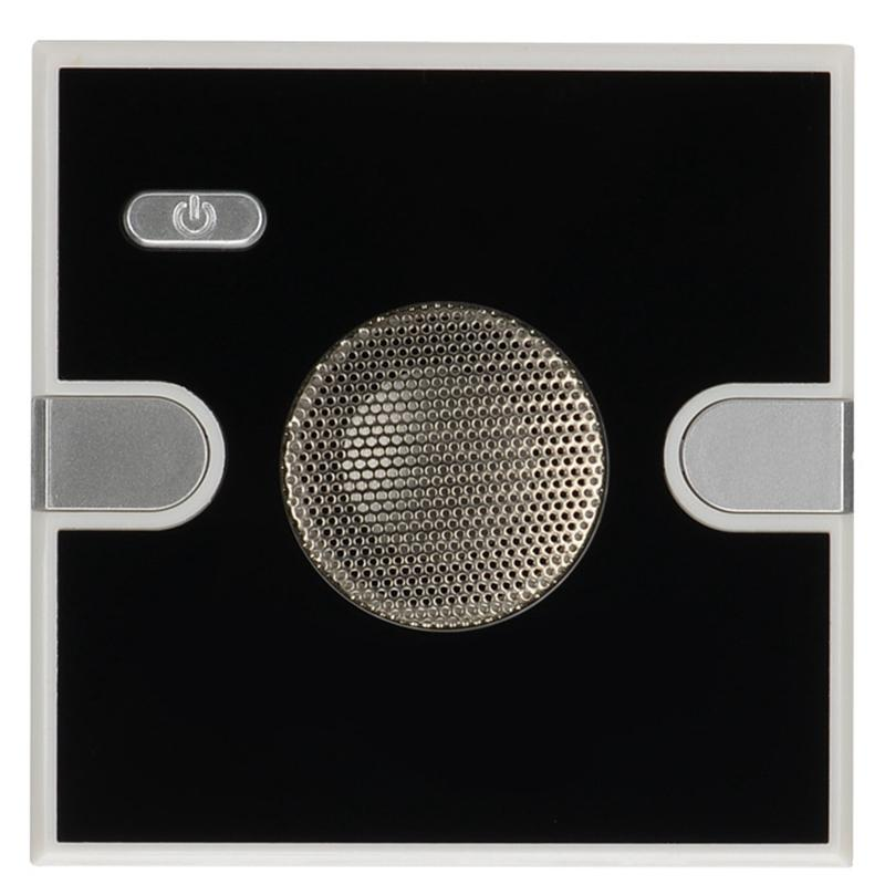 Multifunctional Wall Bluetooth Speaker Creative Subwoofer Socket Type Living Room Amplifier Speaker Speaker Wav Format