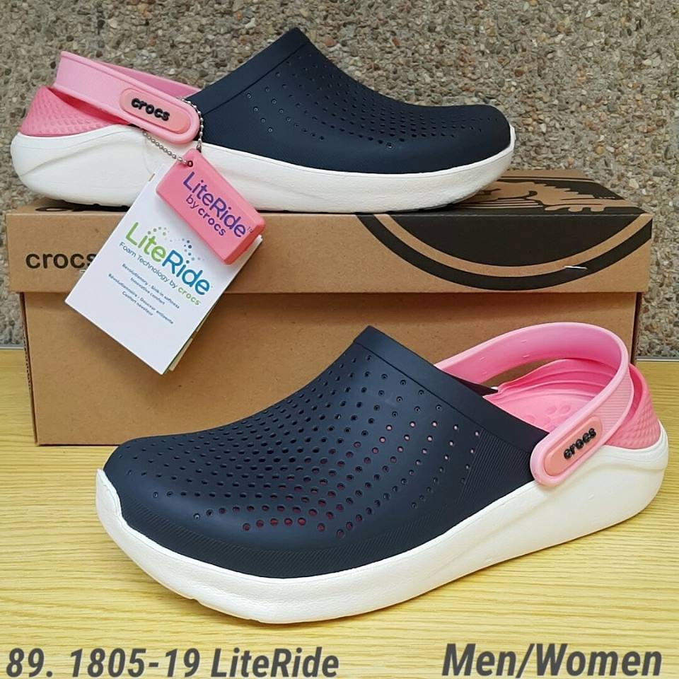 Crocs 89. 1805-19 Literide Men/women By I Love Flip-Flops.
