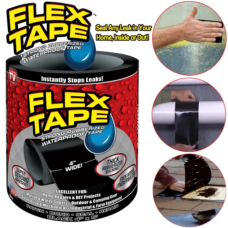 Flex tape: Buy sell online Adhesives & Tape with cheap price | Lazada PH