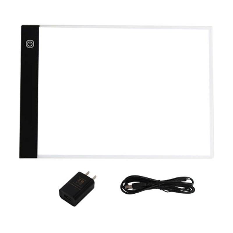 Bảng giá Dimmable A4 Size Led Light Pad Tablet Eye Protection Copy Board Diamond Embroidery Drawing Tablet Kids Gifts US Plug Phong Vũ