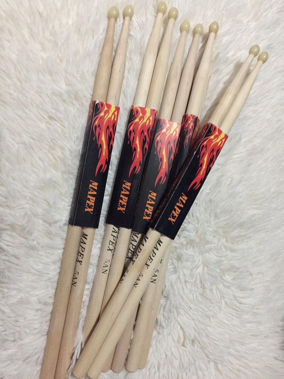 Drum Stick With Nylon Tip Mapex 7A