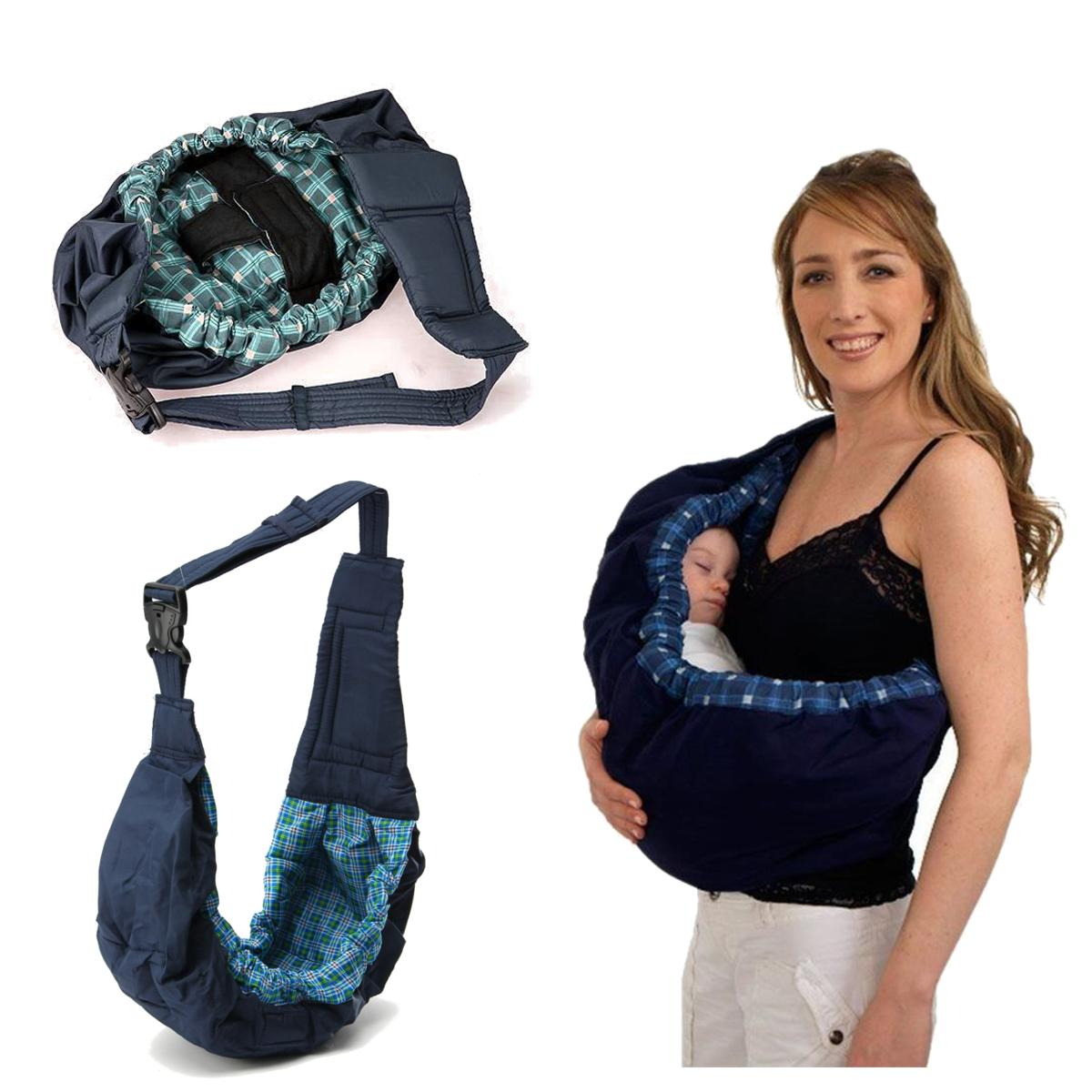 6b209de1a91  Free Shipping + Flash Deal Newborn Infant Baby Adjustable Carrier Sling  Wrap Rider Backpack