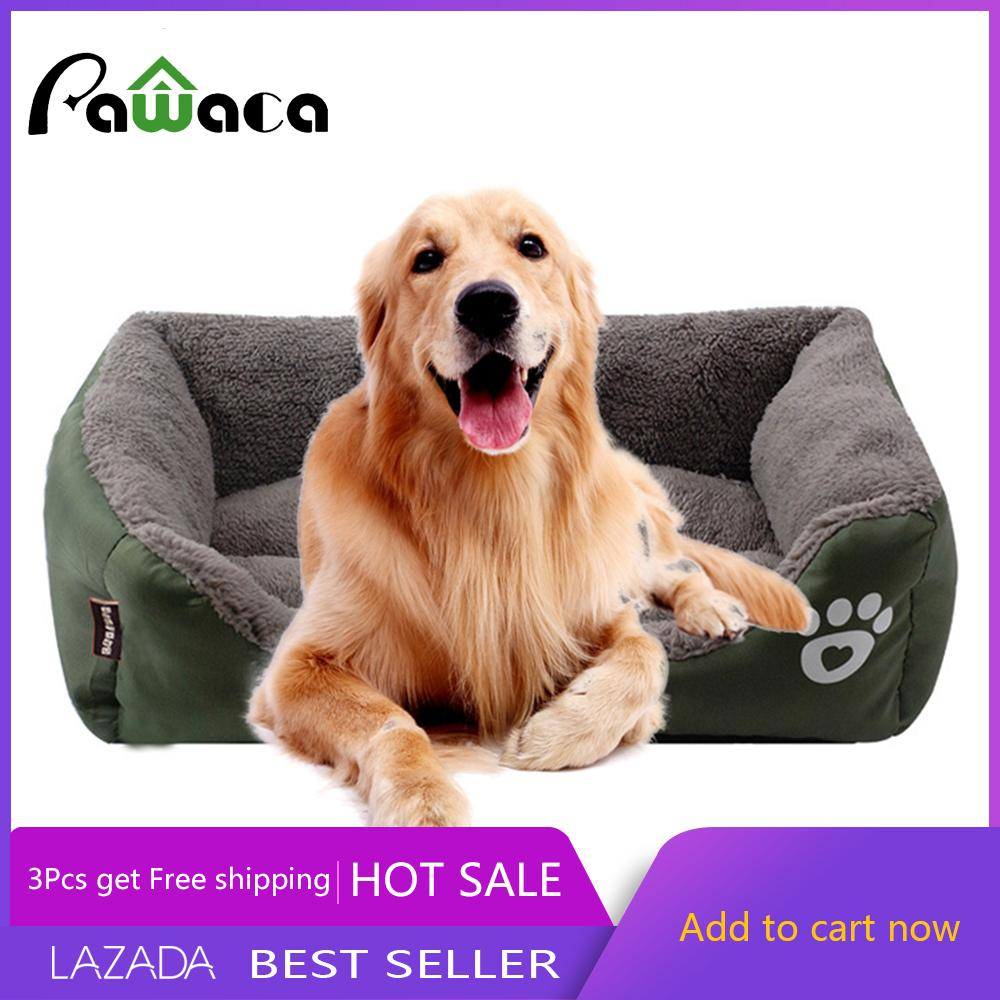 Pawaca Orthopedic Dog Sofa Bed, Unchewable Dog Bed Waterproof Dog Kennel Bed Orthopedic Relief, Self-Warming And Cozy For Improved Sleep Mattress Memory-Foam For Dogs Cats By Pawaca.