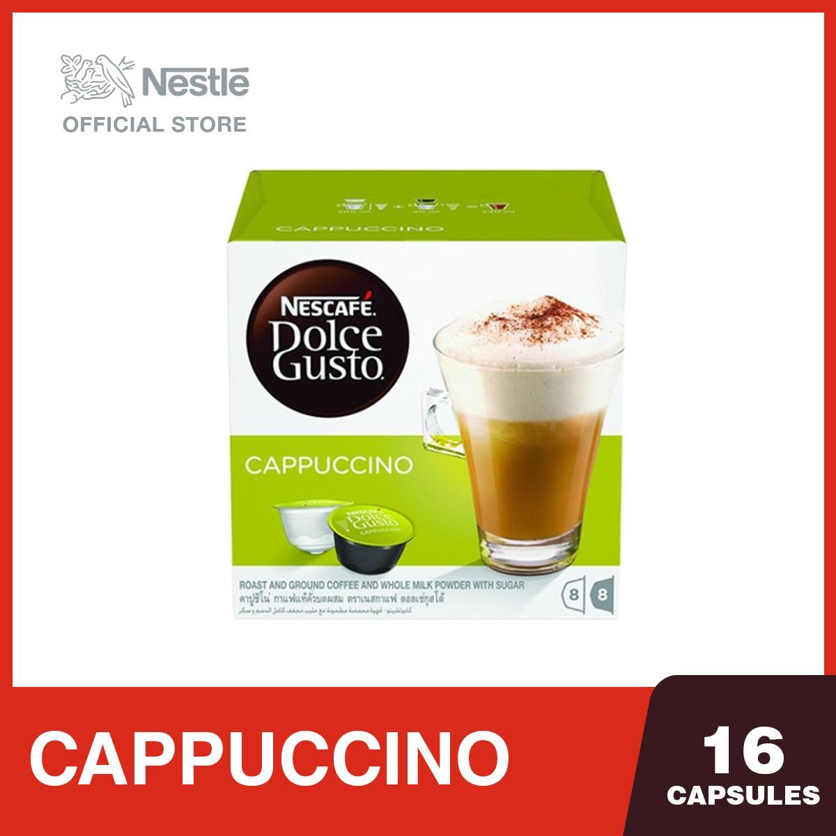 NESCAFÉ Dolce Gusto Cappuccino Coffee Capsules