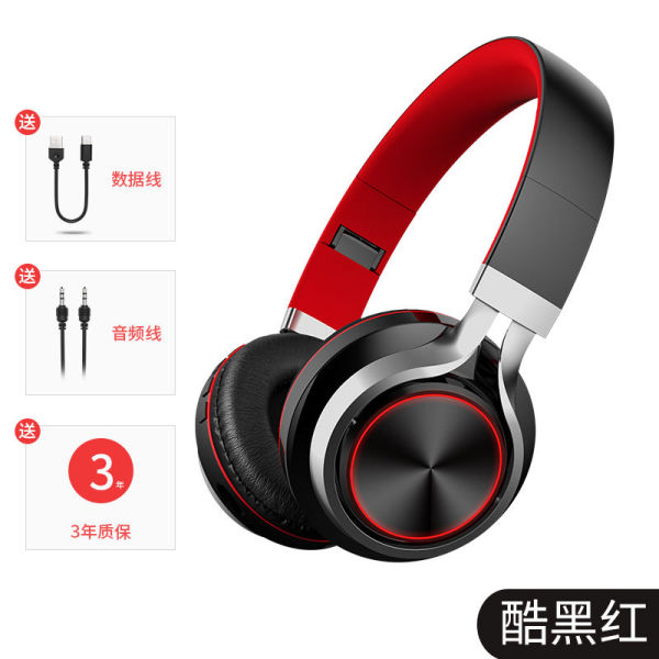 Looking forward to l3x wireless luminous Bluetooth headset headset headset game sports running headset computer mobile phone universal men and women super long standby Bluetooth 5.0 for Xiaomi Huawei vivo apple 5PTK Singapore