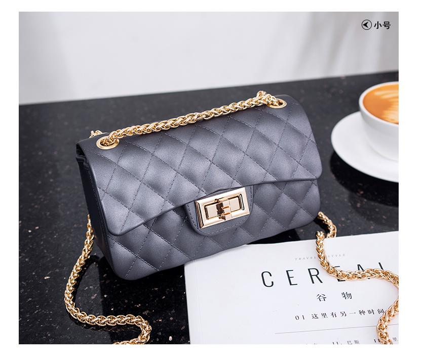 Ella  474 Jelly bag Elegant High Class Diamond Design Look Rich Fashion  Sling Bag Shoulder 9b89f9ea8a