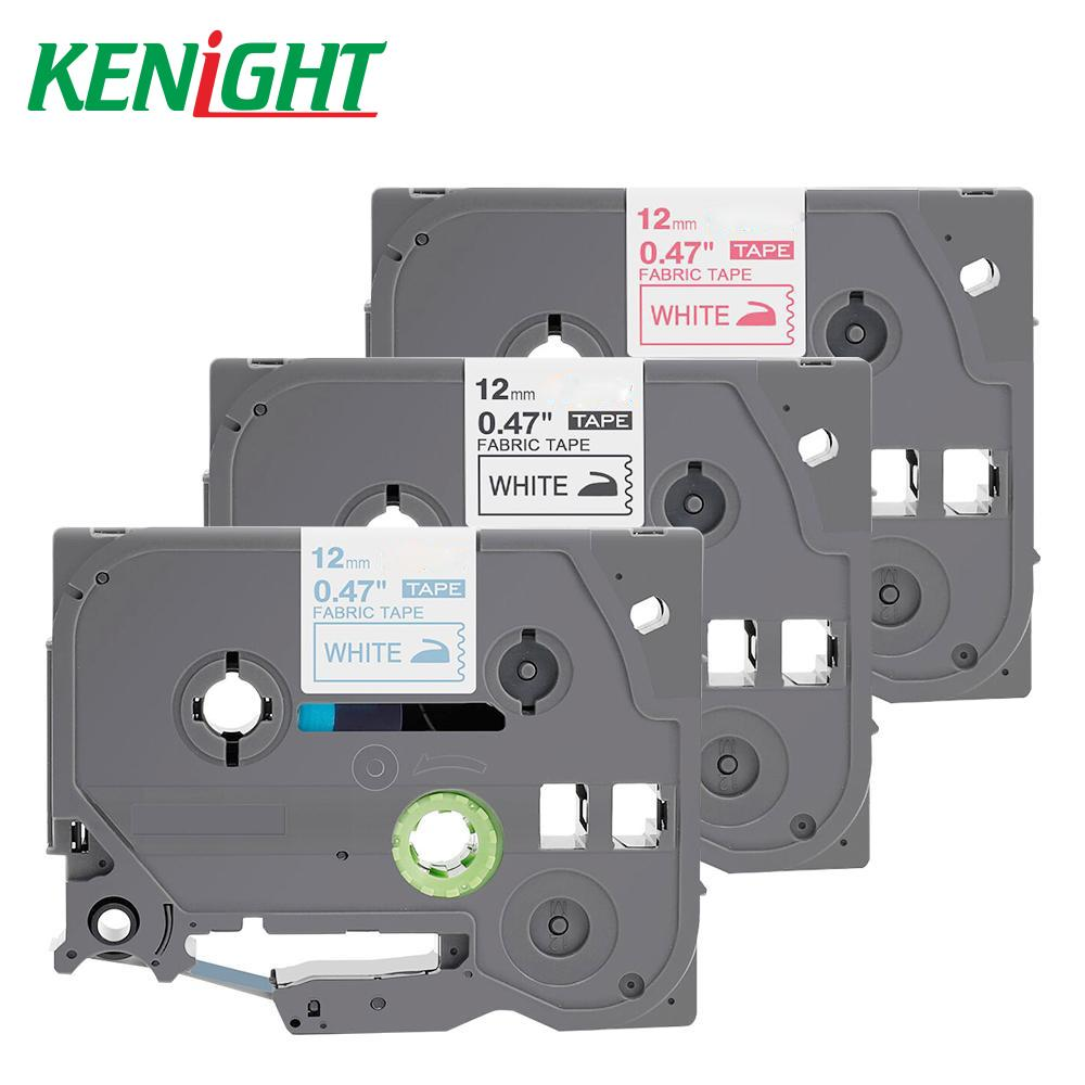 3PK TZ TZe 131 231 531 Label Tape Set For Brother P-touch PT-2300 PT-2310 2400