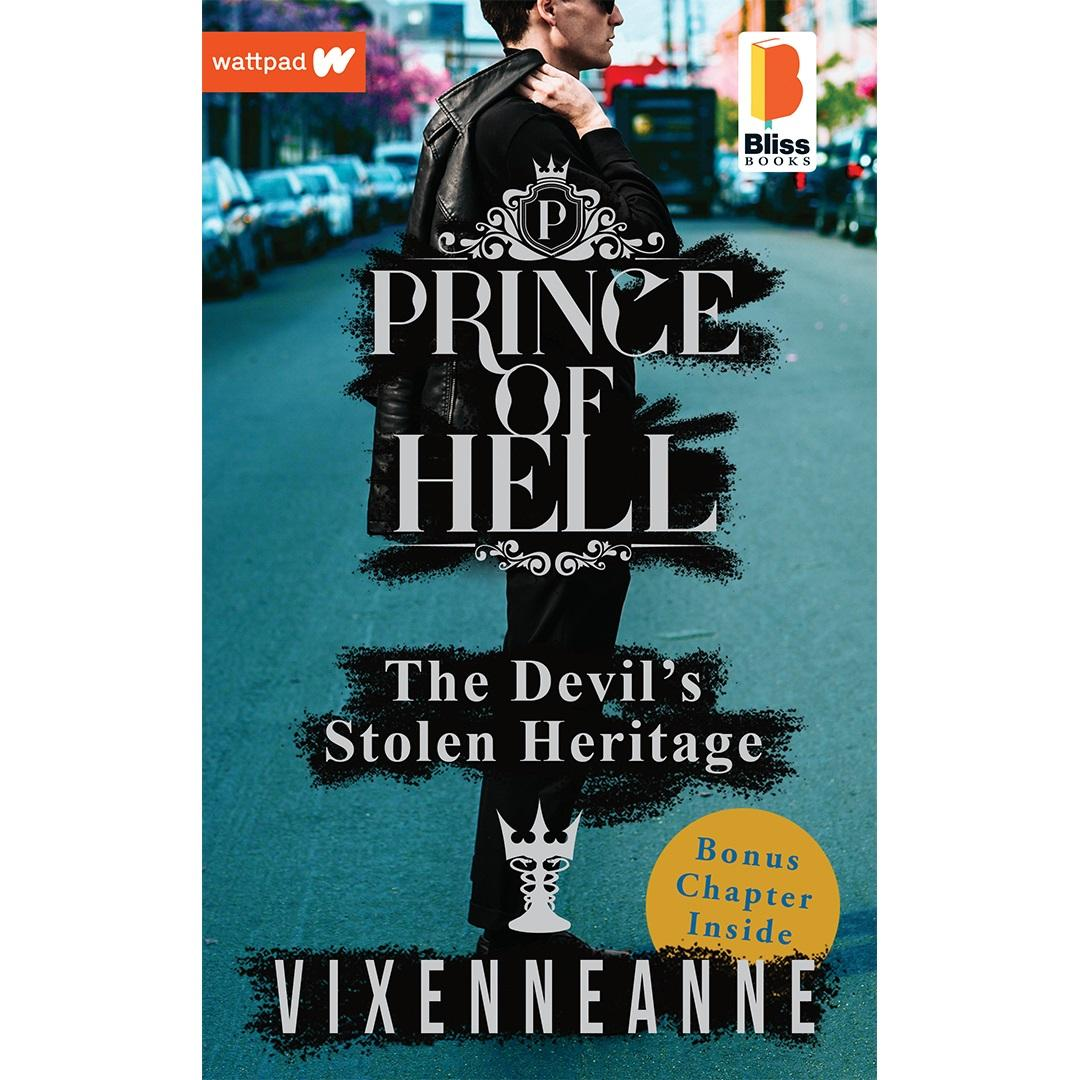 Prince of Hell: The Devil's Stolen Heritage