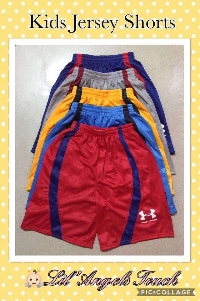 Kids Jersey Short By Little Angels Touch.