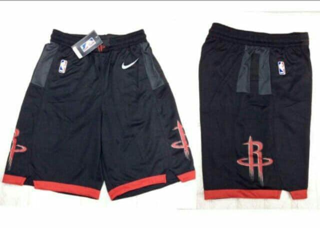 the latest de1a4 e31f3 Houston Rockets Jersey Shorts