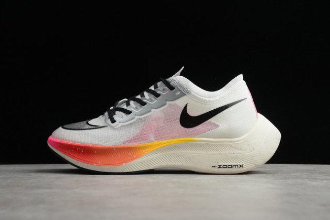 ZoomX Vaporfly Next% Giày nam nữ Giày chạy bộ bằng xốp Giày chạy Marathon Chất liệu lưới thoáng khí giá rẻ