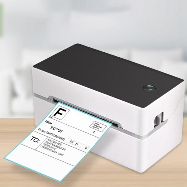 Bảng giá Thermal Receipt Printer Express Order Printer 40-80mm Label or Barcode Printer for XP Win Linux Mac Phong Vũ