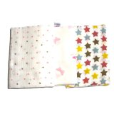 Feo en Rafa Muslin Swaddle (Stars/Butterfly) Bundle of 6 - thumbnail 1