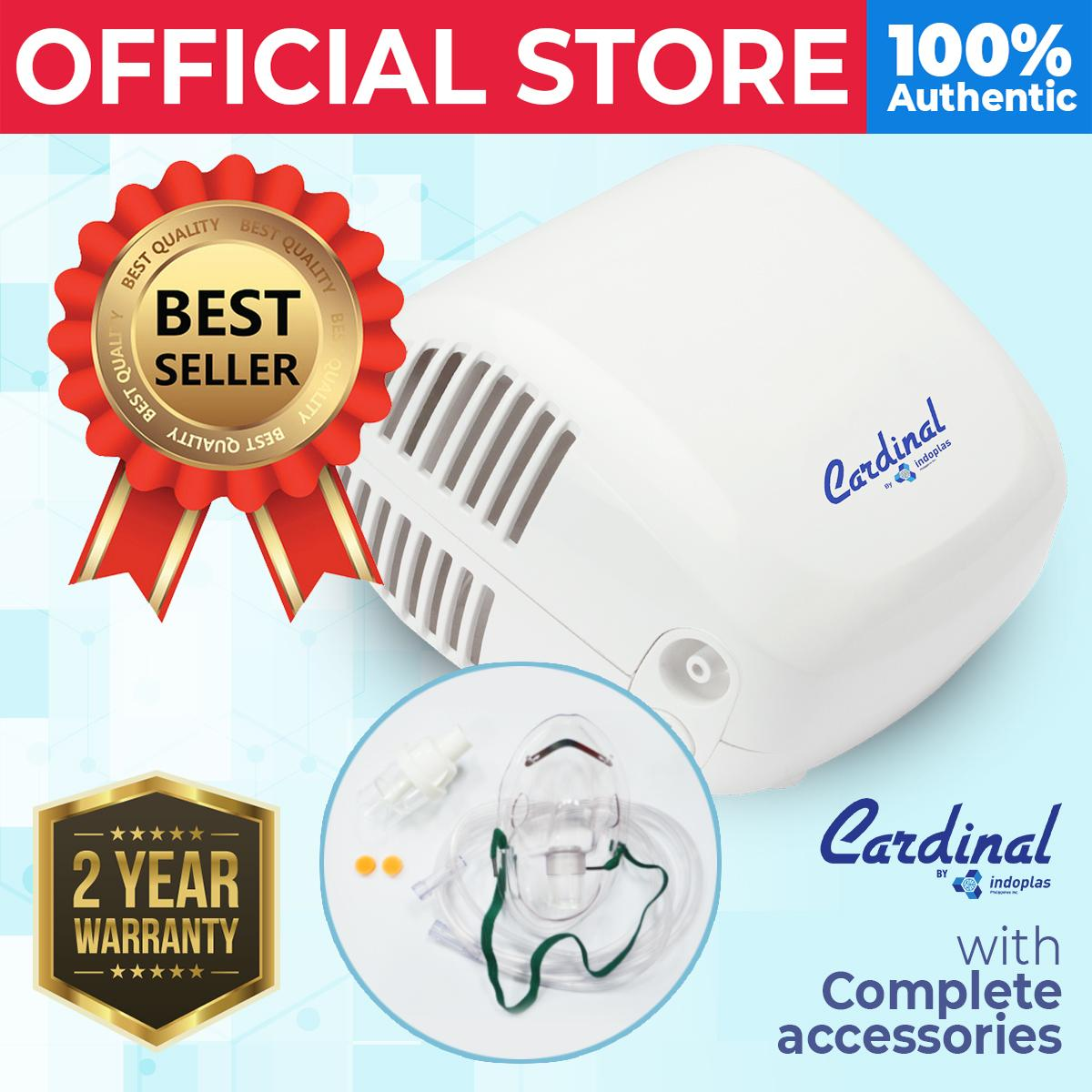 Cardinal Handyneb Sprint Nebulizer With Complete Accessories By Medical Supplies Philippines.