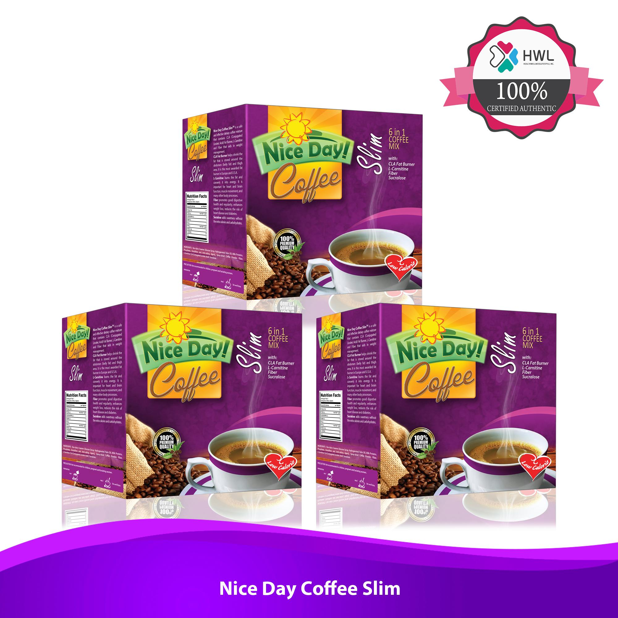 Nice Day Slimming Coffee 3 Boxes