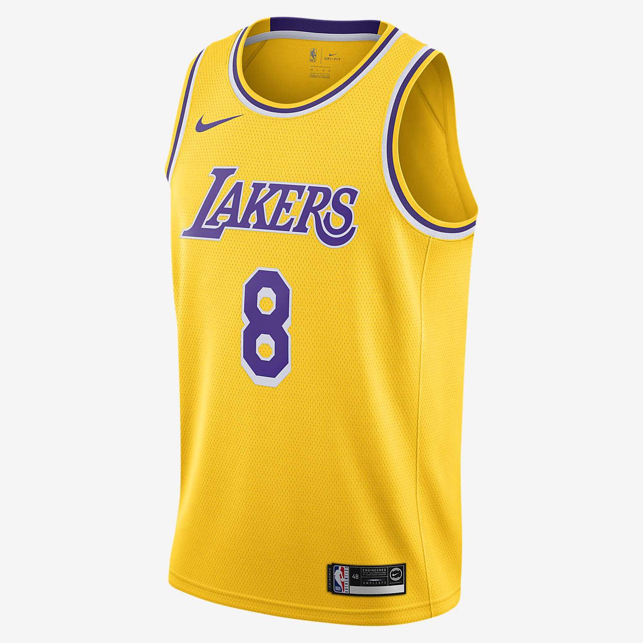 Nike NBA Icon Edition Swingman Jersey