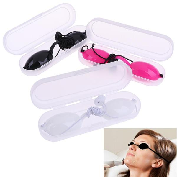 QIA Eyepatch laser light protective safety glasses goggles IPL beauty clinic patient