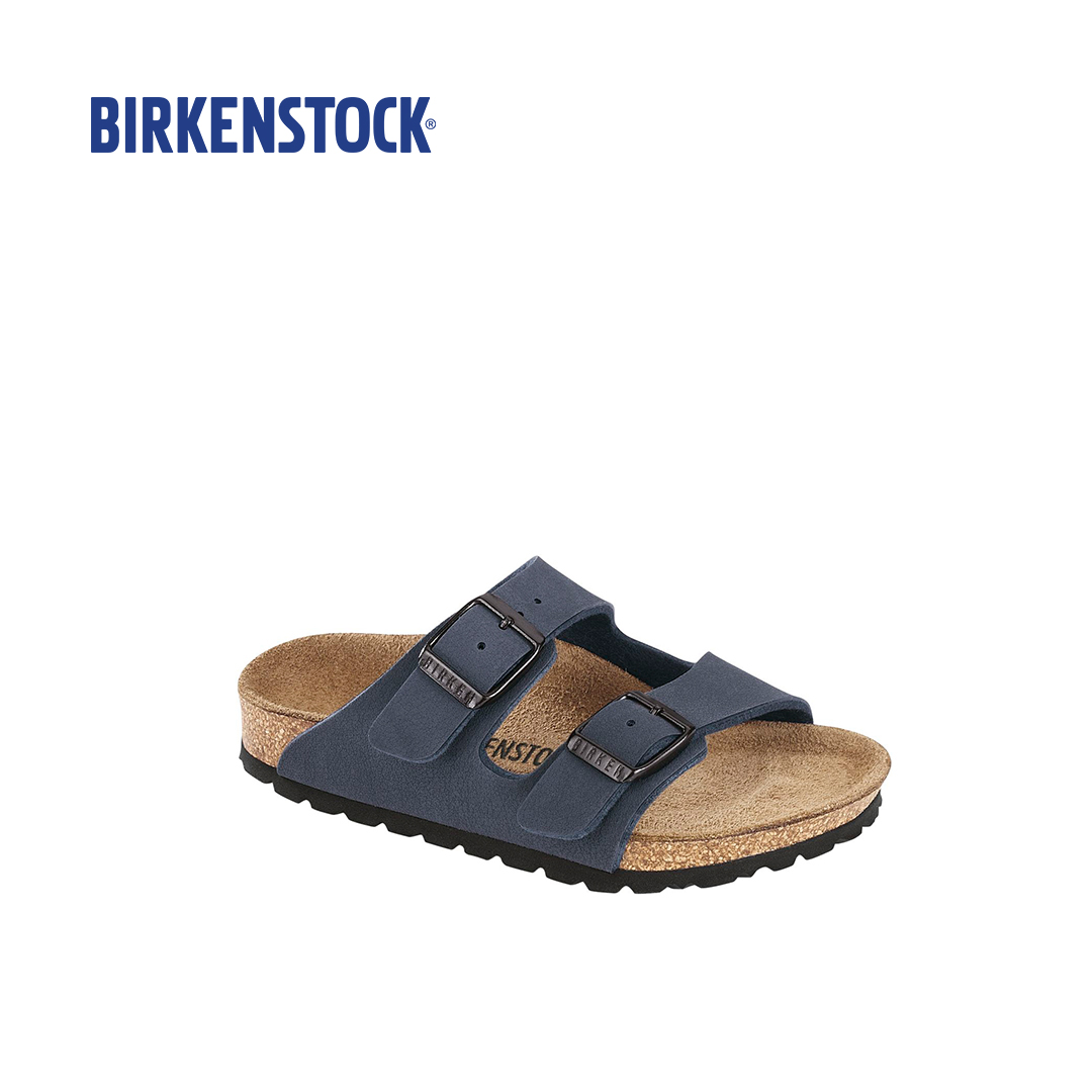 Birkenstock Boys Arizona Easy Nubuck
