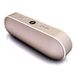 Genesis F-1 Extra Bass Portable Bluetooth Speaker (Gold)