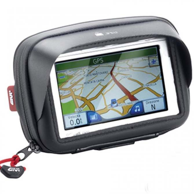 GIVI S954B Smartphone/GPS Holder 5.0 inches (Black)